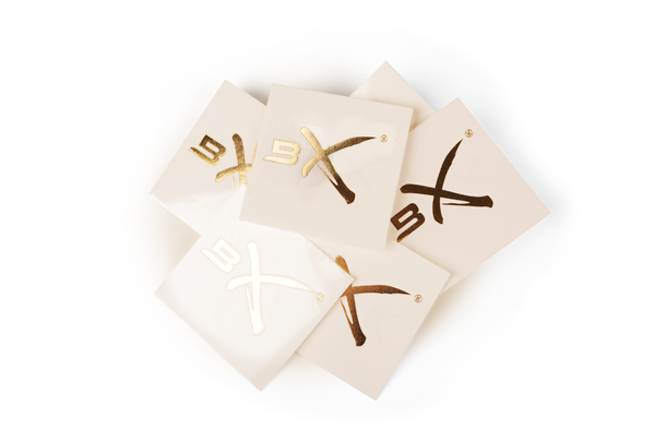 BollyX custom flash tattoos, BollyX custom sport metallic temporary tattoos by goldy.la and goldinktattoo