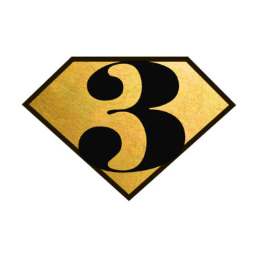 superhero superman boy's birthday temporary gold flash tattoo