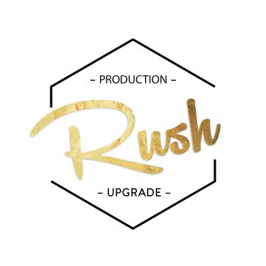 rush expedited printing of custom flash tattoos, custom metallic temporary tattoos