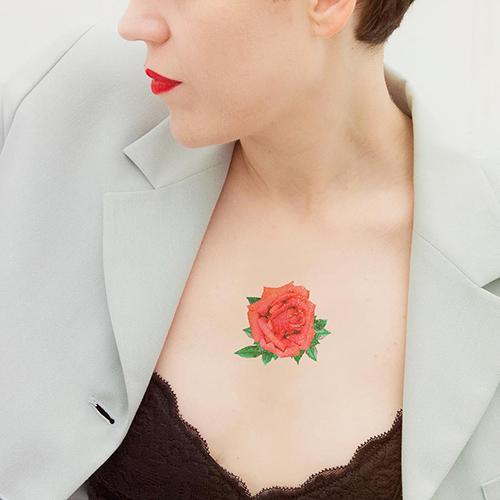 custom glitter temporary tattoos